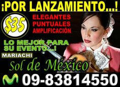 PROMOCION MARIACHI JUVENIL SOL DE MEXICO