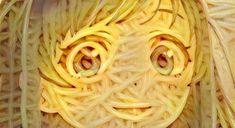 I Give Up, Traditional Paintings, Food Art, Manga Anime, Spaghetti, Pasta, Digital Paintings, Cooking, Ramen