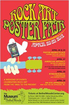 Rock Art Poster Fair