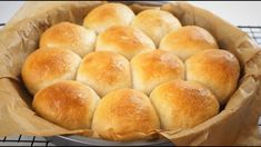 Best Bread Recipe, Bread Recipes, Cooking Recipes, Healthy Recipes, Coconut Flour Biscuits, Cream Bun, Bread Rolls, Breakfast Casserole, Coconut Cream
