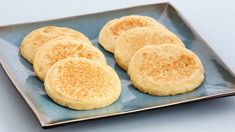 Annas english muffins recipe english muffins english muffin annas english muffins recipes food network canada forumfinder Gallery