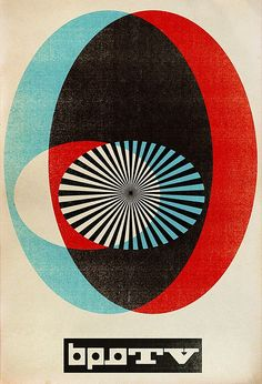 :: Barnpaulszist television (poster) by Pete Barn Paulsz ::