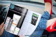 Nerium is an incredibly successful company and INC. 500 knows it!