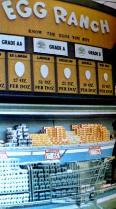 QFI Supermarket, Redwood City, CA 1973