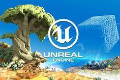Ahora Unreal Engine 4 es gratis