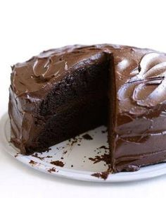 The best chocolate cake! Simple and delicious, Ingredients: 2c of self rising flour, 2/3c of coco powder, 1 tsp of coffee , 185g butter, 2 tsp vanilla essence, 1 3/4c of caster sugar, 3 eggs, 1c water, Method: pretty simple, just put all the ingredients in mix with either  a evelectric mixer or by hand, cook in oven at 170 fan forced for one hour