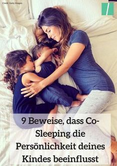 9 Evidence that co-sleeping affects your child's personality. The Effective Pictures We Offer You About Parenting Books, Gentle Parenting, Kids And Parenting, Baby Co, Stress, Attachment Parenting, Baby Health, Baby Kind, Sleep
