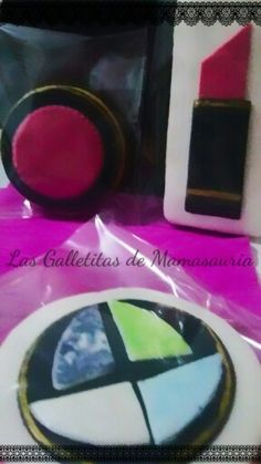 Galletas set de maquillaje  Las Galletitas de Mamasauria
