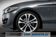 "Оригинални Джанти BMW Double Spoke 384 – 18"""