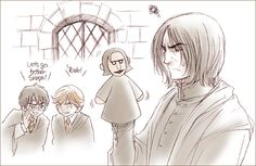 let__s_bother_snape___ppp_by_yukipon