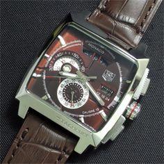 タグホイヤー モナコ SL MIYOTA製クオーツムーブメント