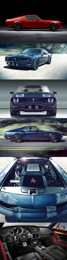 Mustang EQUUS Bass 770. - created via http://pinthemall.net
