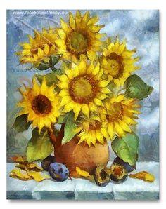 Painting, Beautiful Flowers, Painting Art, Paintings, Painted Canvas, Drawings