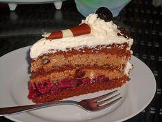 Geheime Rezepte: Mon Cheri - Torte
