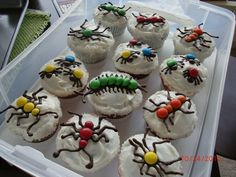 I've got a cupcake problem.