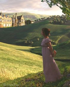 Pride and Prejudice: Gazing Upon Pemberley Photo Art by Tara Fly