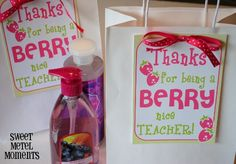 Free Printables for Teacher's Day