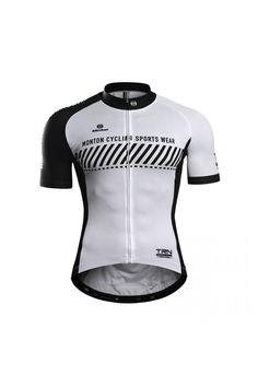 Men s Quick Dry Short Sleeve White Road Bike Jerseys Online Sale 10c8193ee