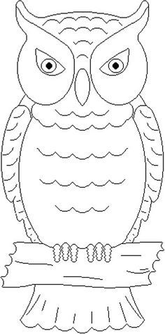 top 25 free printable owl coloring pages online - Free Printable Owl Coloring Pages