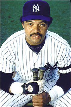 Yankees slugger Reggie Jackson