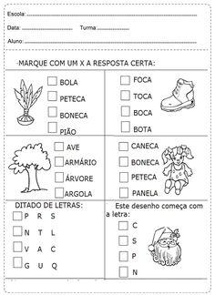 Resultado de imagem para atividades portugues 2 ano