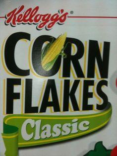 レシピとお料理がひらめくSnapDish - 0件のもぐもぐ - corn flakes by kellog's by Chuf