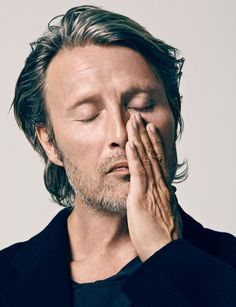 Mads Mikkelsen, not only Hannibal Casino Royale, Mads Mikkelsen, People Photography, Portrait Photography, Hannibal Anthony Hopkins, Hugh Dancy, Hollywood Actor, Most Beautiful Man, Gorgeous Men