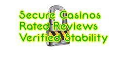 Online Casinos Secure