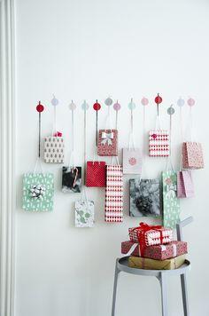 Gift calendar Søstrene Grene christmas 2014