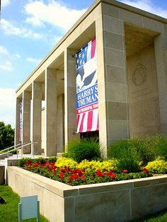 Harry S Truman Presidential Library and Museum (NARA) - Independence, MO