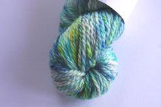 Aran - 100% British Bluefaced Leicester (superwash) yarn - Paintpot by OxfordKitchenYarns