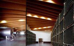 Arquitectura del vino - Bodegas Ysios de Santiago Calatrava #wine #architecture #vino #arquitectura