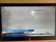 Grand Rapids, MI Snow - NBC 5 Chicago - 4/3/16