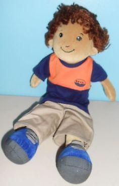 Groovy Girls Boy Doll Samuel Ethnic Dark Skin Shirt Pants Bevel 12