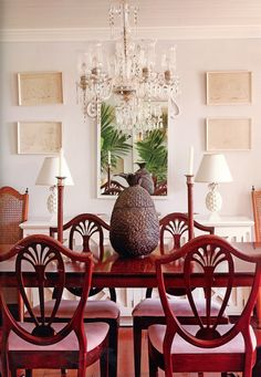"India Hicks home ""Hibiscus Hill"" in the Bahamas"
