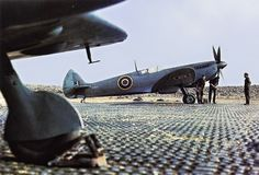 Aircraft of the R.A.F. and S.A.A.F. during World War II (4)