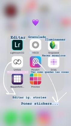 Meu insta: @opaaaaquiridu Photography Editing Apps, Good Photo Editing Apps, Tumblr Photography, Apps Fotografia, Instagram Editing Apps, Photo Video App, Photos Tumblr, Create Website, Editing Pictures