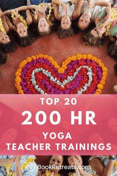 The World's 20 Best 200 Hour Yoga Teacher Training Programs for 2021 #unplug #destress #recharge Yoga Certification, Yoga Nidra, Yoga Sequences, Yoga Anatomy, Bhakti Yoga, Yoga Philosophy, Yoga Poses For Beginners, Yoga Teacher Training, Ashtanga Yoga