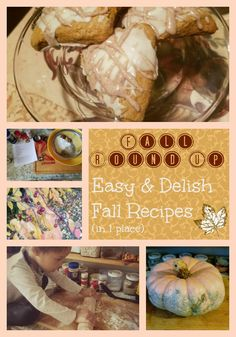 Some of the coziest fall recipes-all in one place!
