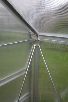 Grow Master 8x6 Greenhouse Corner Bracing.