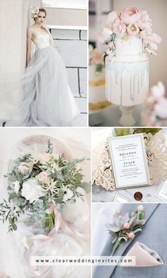 8 PRETTIEST BLUE WEDDING COLOR COMBOS TO INSPIRE – Clear Wedding Invites
