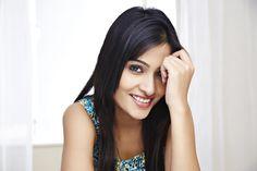 Portrait of a woman smiling Woman Smile, India, Stock Photos, Long Hair Styles, Portrait, Image, Beauty, Women, Beleza
