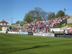 The Dripping Pan in Lewes, East Sussex