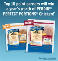 Win A Year's Supply Of Perdue Chicken