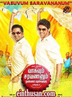 Vasuvum Saravananum Onna Padichavanga tamil movie online (2015)[U]w.eng.subs