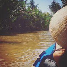 Balade en bateau #Vietnam #voyage