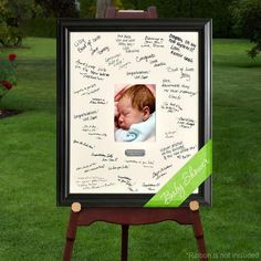 Personalized Free Signature Celebration Frame - GRADUATION WEDDING ANNIVERSARY BABY COACH QUINCEANERA BAR-BAT MITZVAH www.GiftsEngraved.net