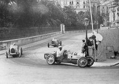 Bugatti...leading of course.