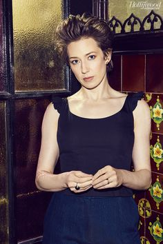 Carrie Coon, Hair by Marco Santini