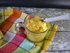 2 ingredient mango soft serve